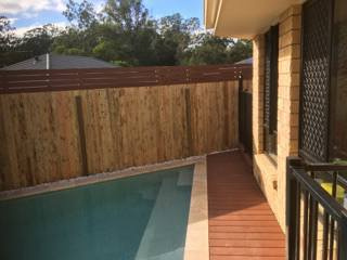 Timber Pool Fence Sunshine Coast 02