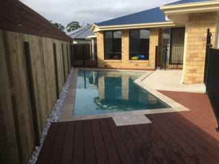 Timber Pool Fences Sunshine Coast
