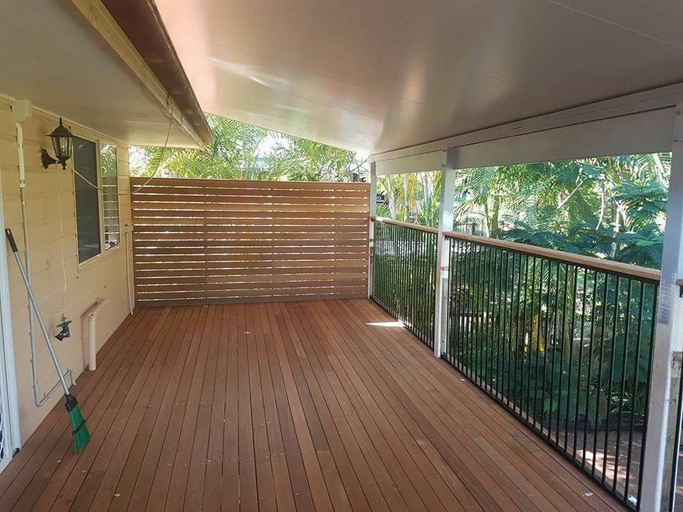 Building Patios - Chambers Building Group