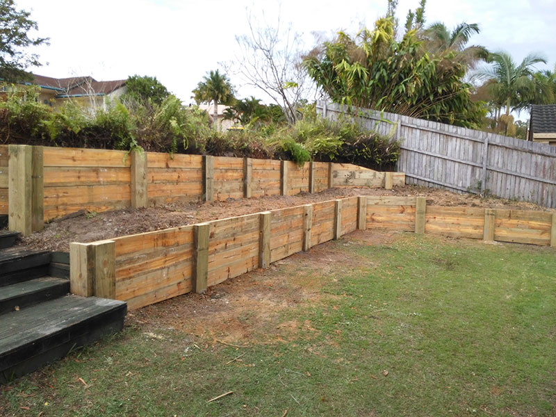 Retaining Walls - Chambers Building Group
